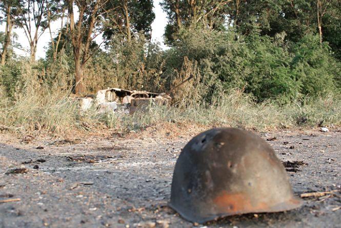 В зоні АТО підірвався 38-річний житель Хмельниччини