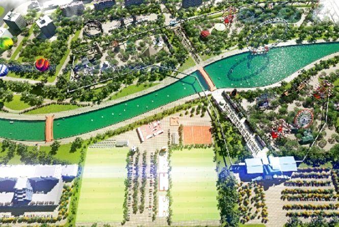 Новини компаній: Хмельничанам представили місто майбутнього – «Europe Park Ukraine»