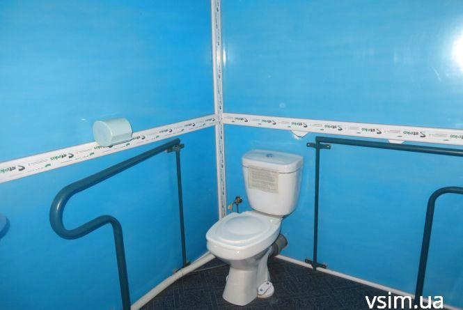 У Хмельницькому встановлять перший безкоштовний туалет для візочників