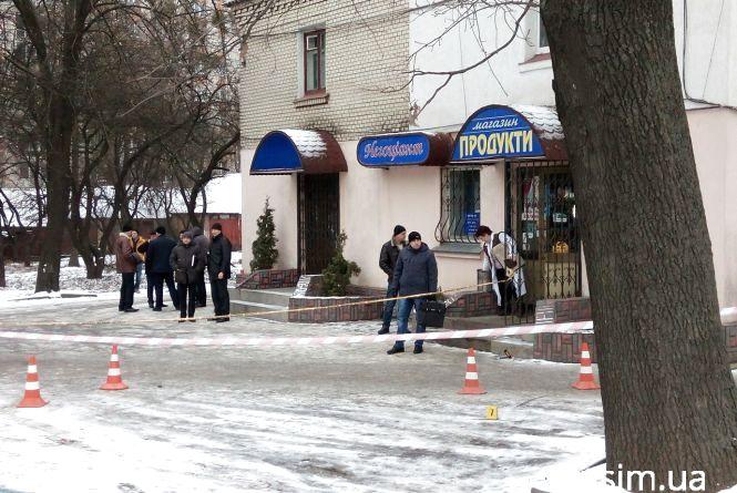 Чоловік, в якого стріляли копи на Тернопільській, раніше притягувався до кримінальної відповідальності