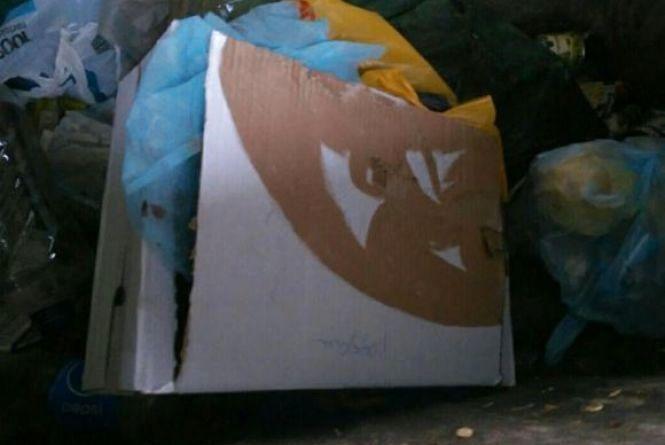 Поліція з'ясувала, хто викинув новонароджене немовля в сміттєвий бак