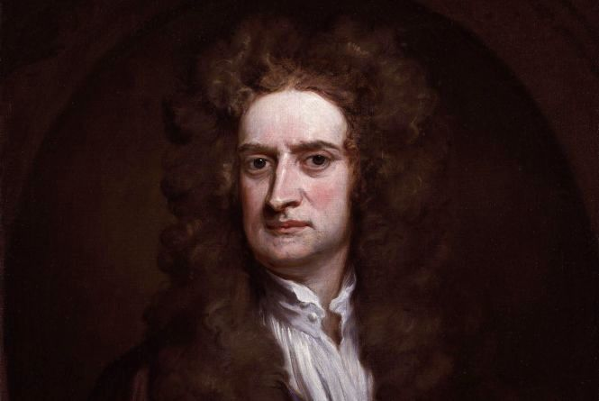 Ісаак Ньютон народився 4 січня