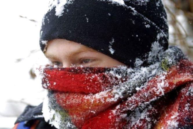 Наступного тижня заморозки на Хмельниччині спадуть. Але тепліше не буде