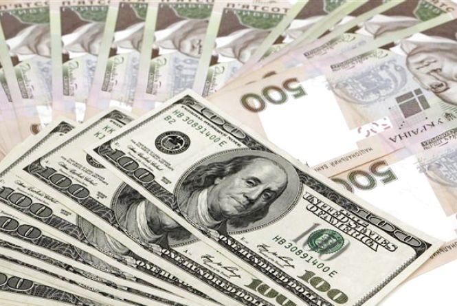 Долар росте - курс валют на 10 січня
