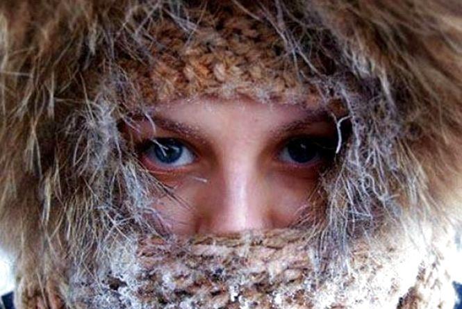 Як хмельничанам не замерзнути і уникнути обмороження