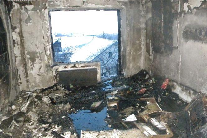 Через вибух квартири у Дунаївцях загинула 8-річна дитина