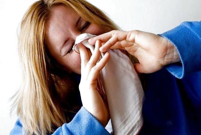 На Хмельниччині на грип та ГРВІ хворіють більше 6 тисяч людей
