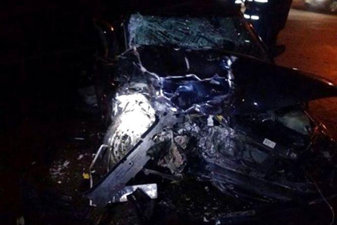 У Лезневому зіткнулись «ВАЗ» і «Renault». Водій іномарки втік