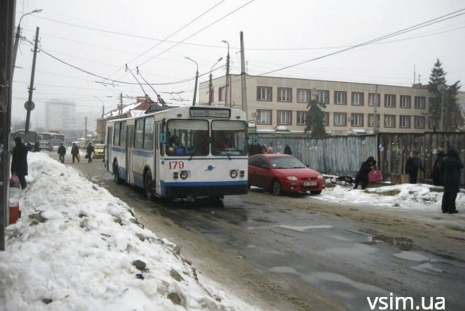 У хмельницької влади просять новий тролейбусний маршрут