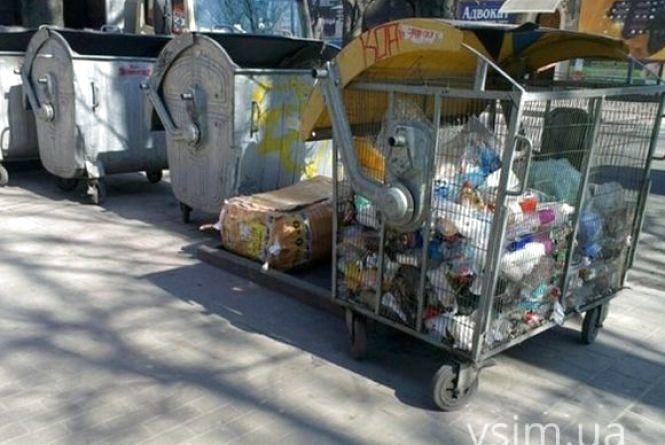 Хмельничанам можуть розбити борг за сміття на рік