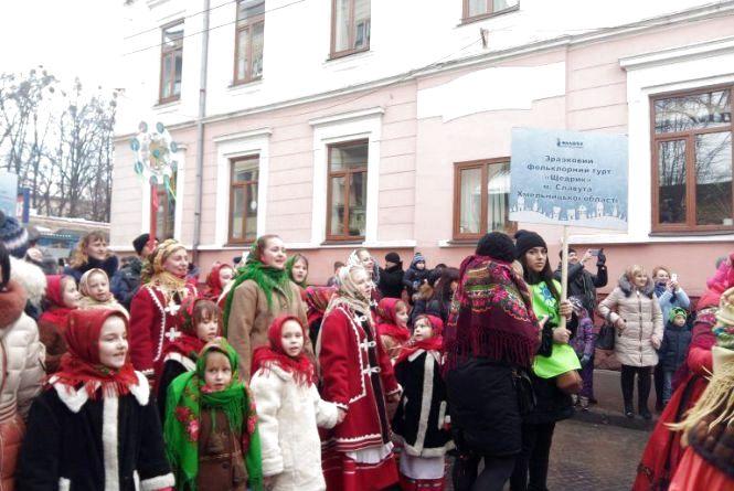 Гурт «Щедрик» з Хмельниччини запалював на «Маланка Фест»