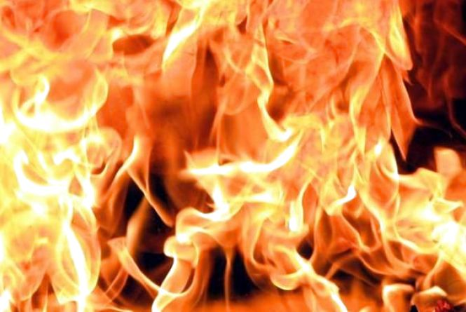 На Хмельниччині в своєму будинку згорів чоловік