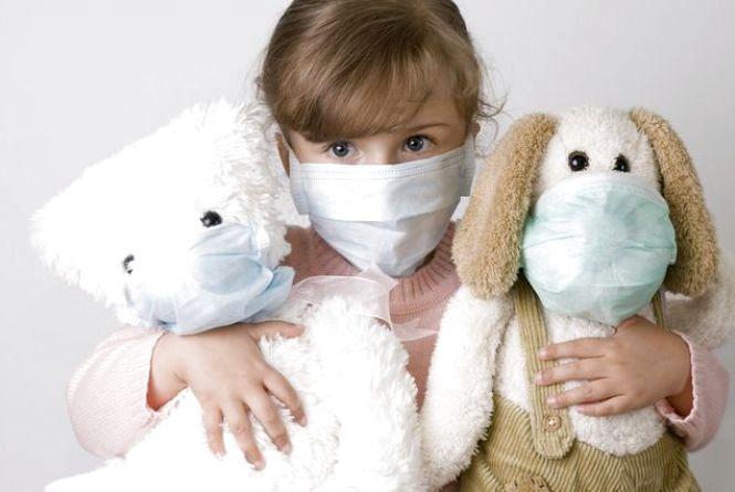 На Хмельниччині ще хворіє на грип і ГРВІ майже дві тисячі дітей