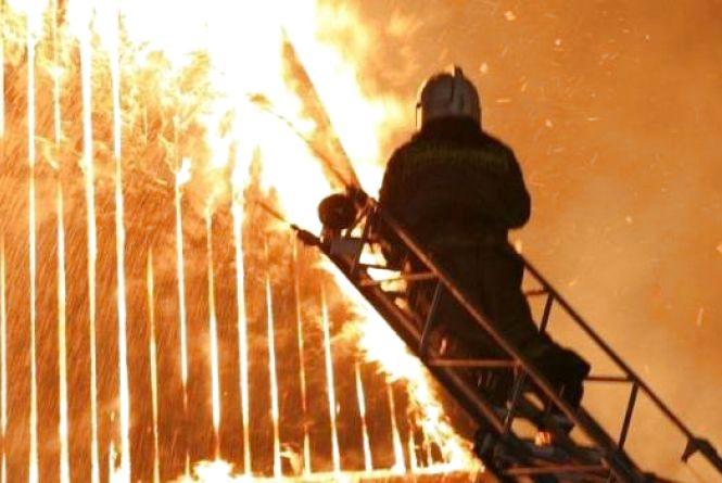 У Лезневому згорів будинок
