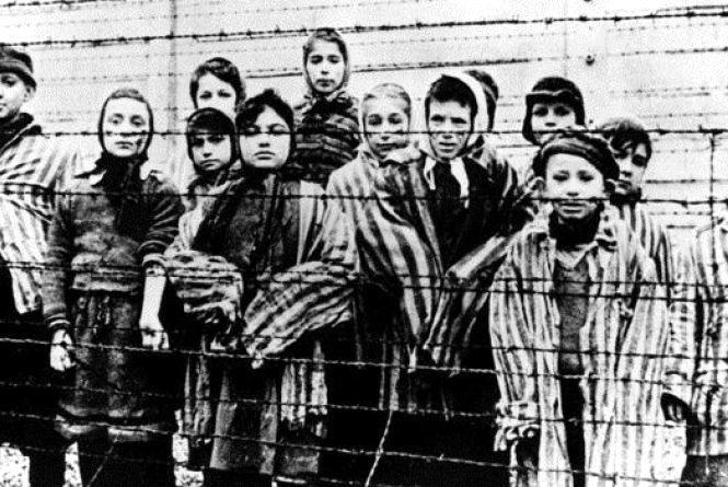 27 січня - Міжнародний день пам'яті жертв Голокосту