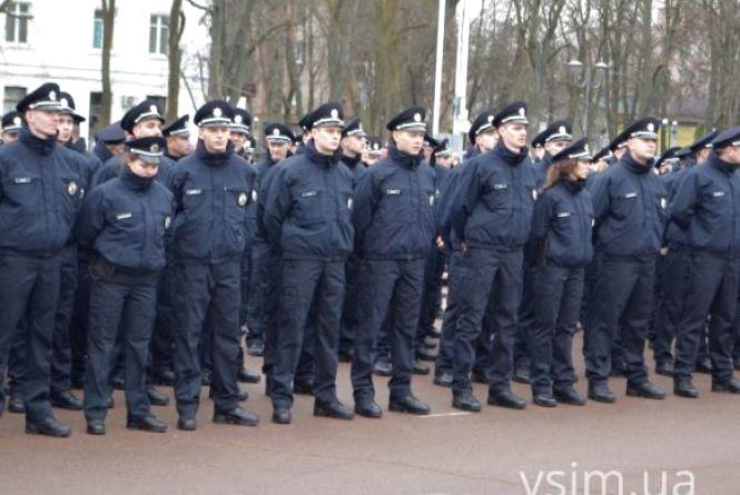 Набір до хмельницької поліції: претенденти подали більше 1700 анкет