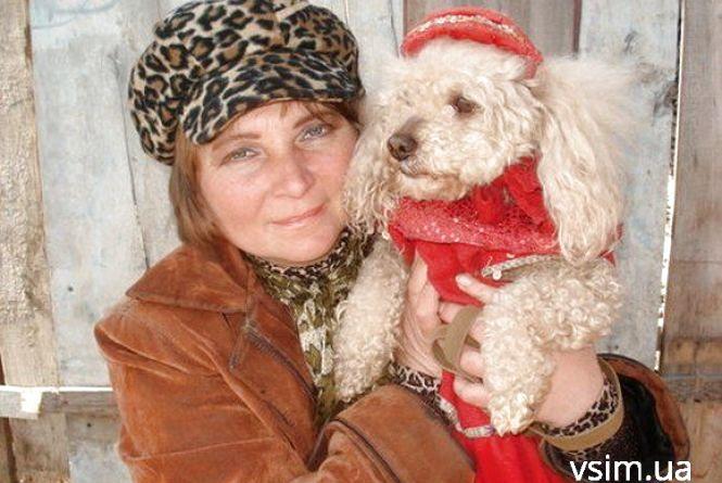 Померла дресирувальниця Марта, яка в центрі Хмельницького збирала гроші на їжу для ведмедя