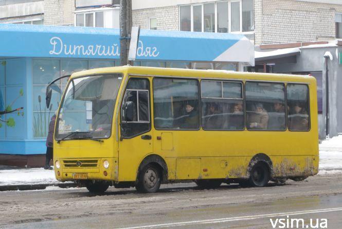 "У Хмельницькому запустять маршрут до ""Першого паркового"""