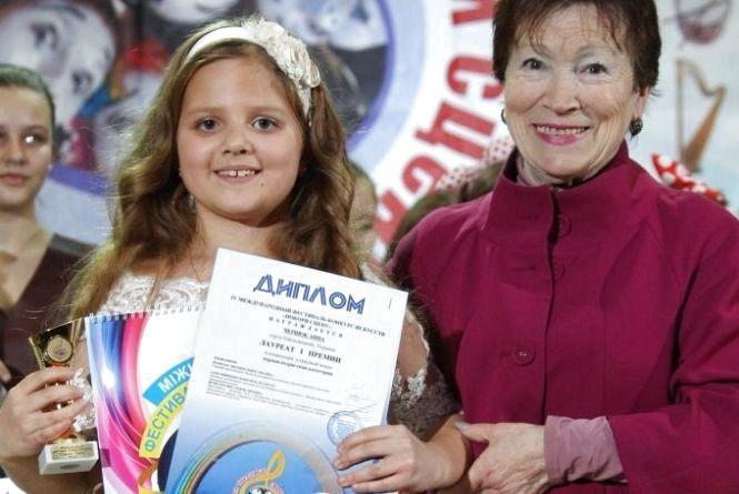 Хмельничанка стала лауреаткою міжнародного конкурсу
