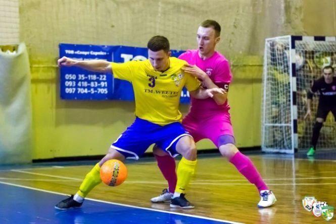 Хмельничани увійшли до вісімки кращих в Кубку України