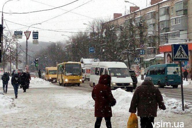 «Щоб був європейський рівень в автобусах і маршрутках, має і тариф відповідати», - хмельницькі перевізники