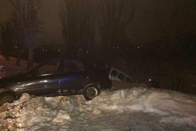 На Трудовій зіткнулись два автомобілі. Є потерпілі