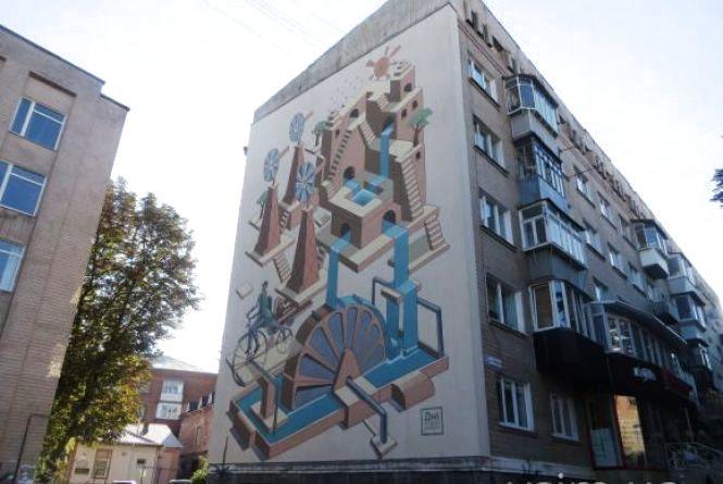 Який стріт-арт хочете бачити у Хмельницькому? У місті стартує новий проект