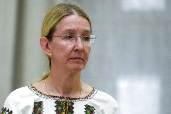 Сьогодні у Хмельницький приїде в.о. міністра охорони здоров'я Уляна Супрун