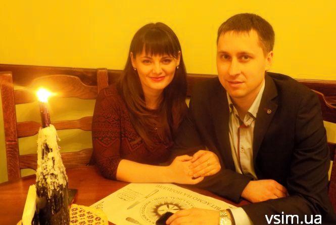 Переможниця фотоконкурсу «Наш романтичний відпочинок» виграла вечерю на двох