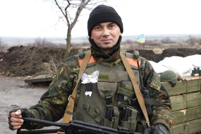 Вперше прикордоннику, який загинув в АТО, дали «Героя України»
