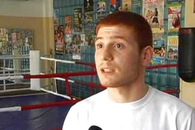 Хмельницький боксер поїхав до Болгарії