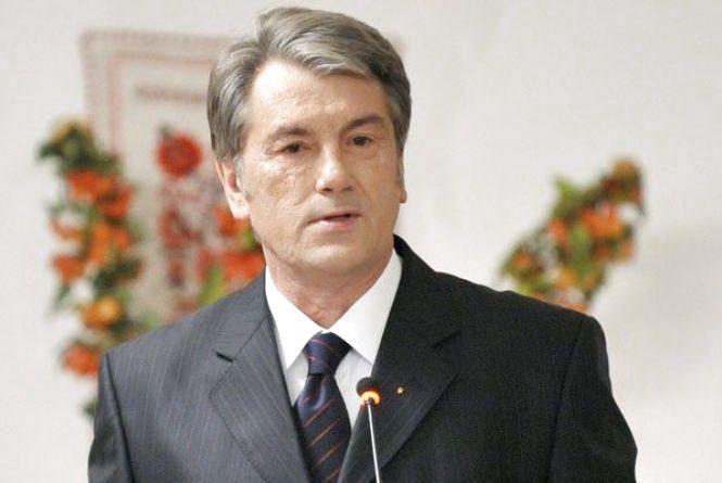 23 лютого народився Віктор Ющенко