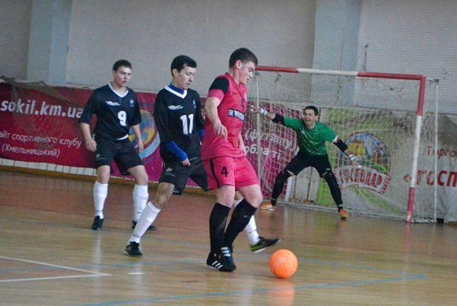 У Хмельницькому буде новий чемпіон міста з футзалу