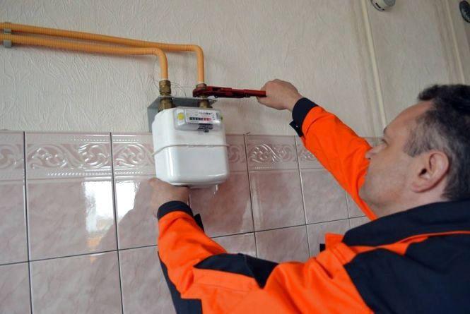 До кінця березня газовики мають встановити 85 будинкових лічильників у Хмельницькому