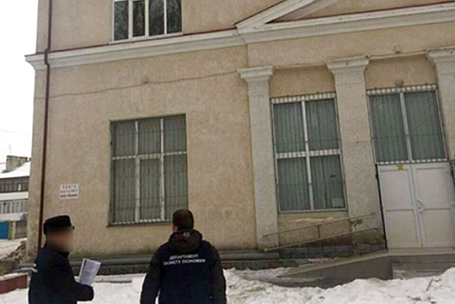 В Ізяславі «відмили» майже мільйон гривень на ремонті будинку культури