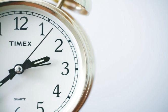 Мінус година: Україна в березні перейде на літній час
