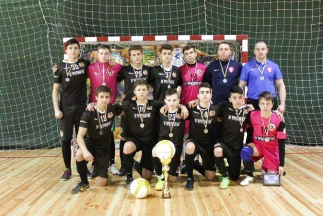 «Спортлідер+» зупинився за крок від тріумфу в Кубку України
