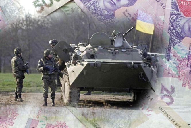 Жителі Хмельниччини щомісяця віддають на армію близько 20 мільйонів