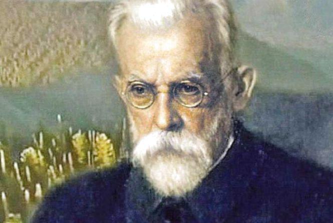 12 березня народився академік Володимир Вернадський