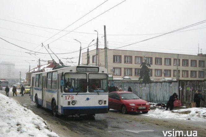 У хмельницької влади знову просять новий тролейбусний маршрут