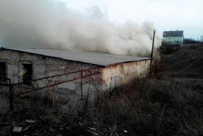 На Хмельниччні за день сталося чотири пожежі