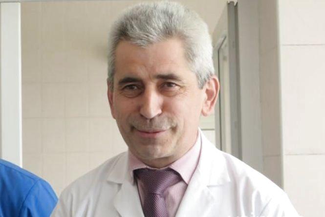 Олександр Симчишин звільнив головного лікаря міської дитячої лікарні
