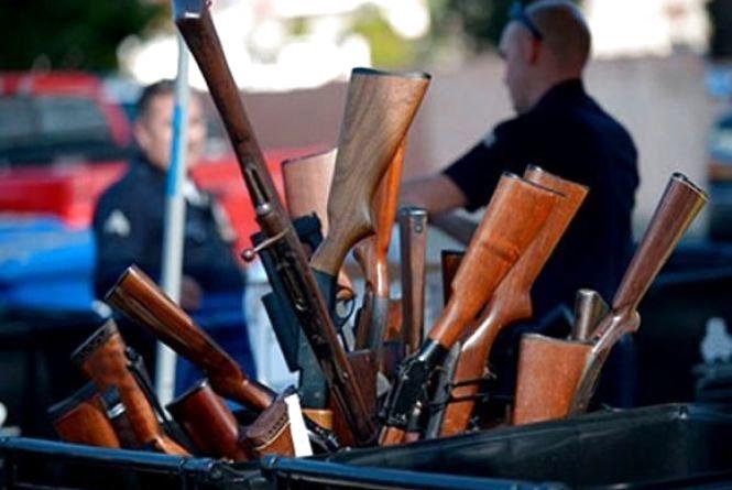 У квітні хмельничани зможуть добровільно здати зброю