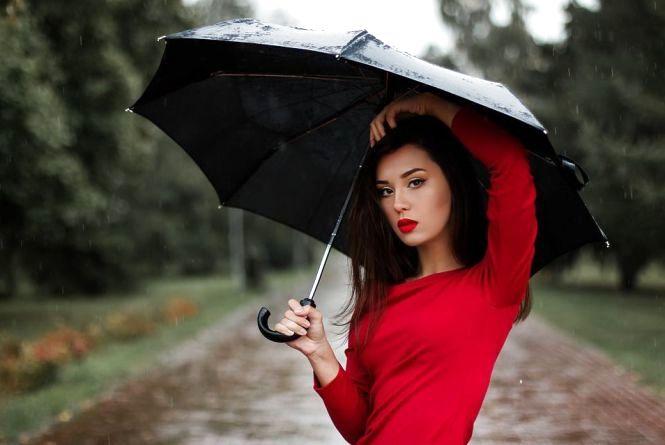 Готуйте парасольки: до кінця тижня у Хмельницькому дощитиме