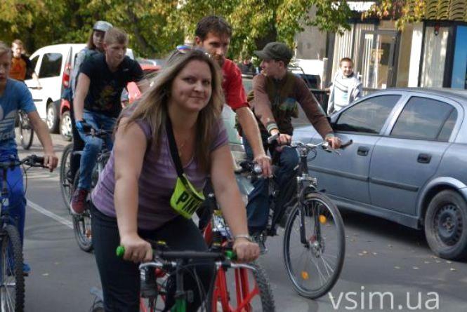Сім кілометрів по місту: як у Хмельницькому відкриють велосезон
