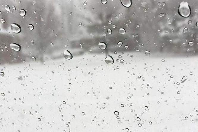 У Хмельницькому в четвер, 6 квітня, дощитиме