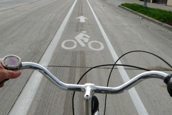 Хмельницька мерія запланувала будівництво велодоріжок, на які не має грошей