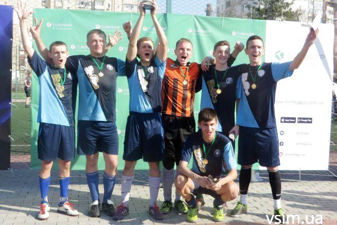Чемпіони за день. У Хмельницькому провели турнір з вуличного футболу (ВІДЕО)