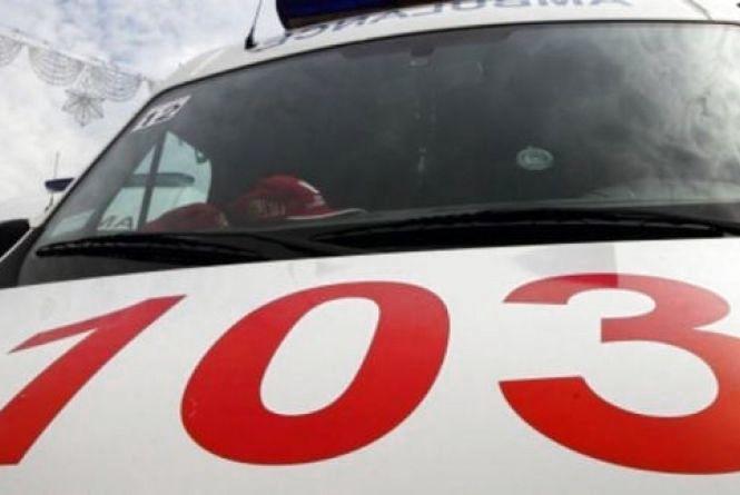 На Хмельниччині «Renault» збив 32-річного чоловіка
