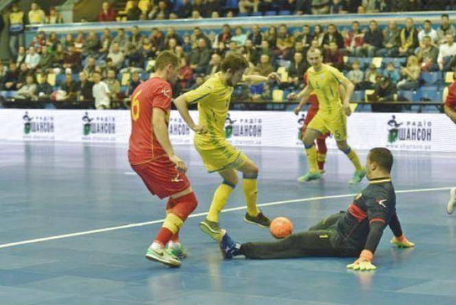 Хмельничанин забив дебютний гол за збірну України (ВІДЕО)